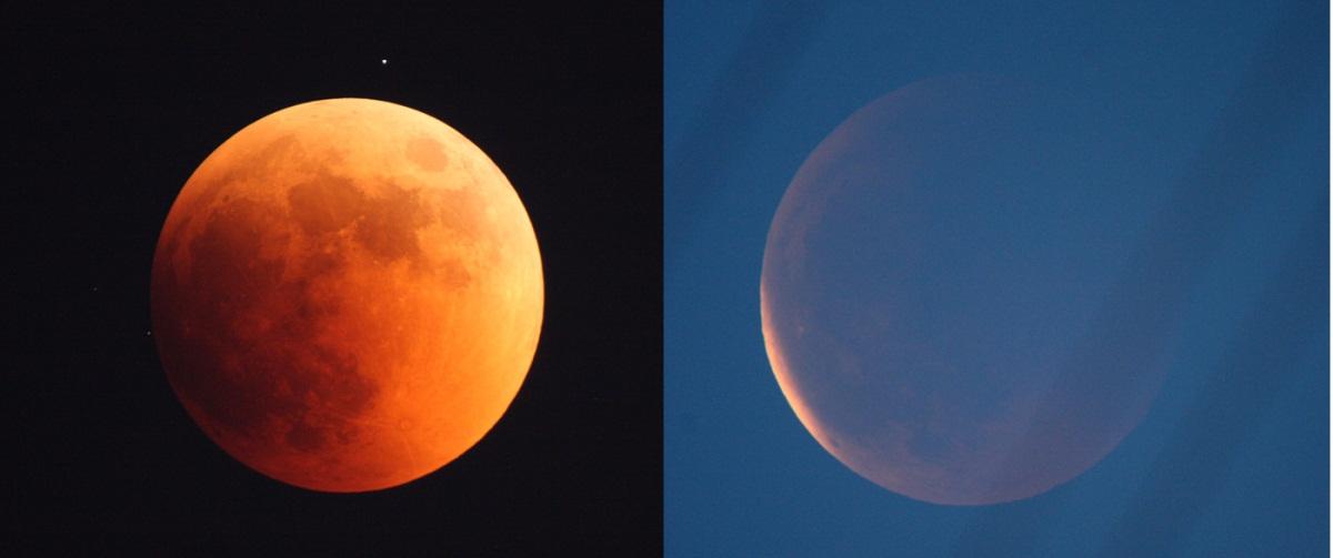 Novosibirsk Lunar Eclipse by passer_by