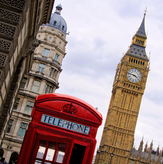 London: The Place to be